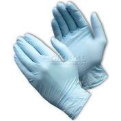 PIP Ambi-Dex® Disposable Nitrile Gloves, Medical Grade, 4 Mil., Textured, Powdered, M - Pkg Qty 10