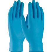 PIP Ambi-Dex® 63-338 Industrial Grade Nitrile Gloves, Powdered, Textured, Blue, L, 50/Box - Pkg Qty 20
