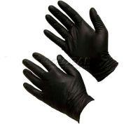 PIP Ambi-Dex® Disposable Nitrile Gloves, Premium Industrial Grade, 4 Mil., Powdered, L - Pkg Qty 10