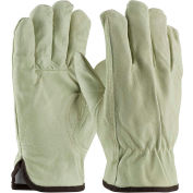 PIP Insulated Top Grain Pigskin Drivers Gloves, 3M® Thinsulate™ Lined, Premium Quality, S