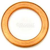 Copper Washer For Am-04 Din Metric Banjo (2) Per Bolt - Pkg Qty 10
