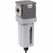 "Parker Automatic Compact Particulate Filter P32FA92EGAN, 1/4"" NPT, 150 PSIG, 38 SCFM"