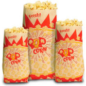 Paragon 1029 Popcorn Bags 1 oz 1000/Case