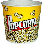 Paragon 1066 Popcorn Buckets - Large, 85 Oz