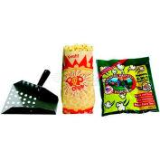 Paragon 1087 Popcorn Starter Pack-8 oz 1000 Paper Bags