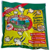 Paragon 1102 Country Harvest Tri-Pack for 6oz Popper, 40 Portion Packs