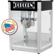 Paragon 1104520 Black Gatsby Popcorn Machine 4 oz Black 120V 1200W