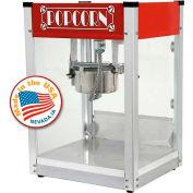 Paragon 1104530 Red Gatsby Popcorn Machine 4 oz Red 120V 1200W