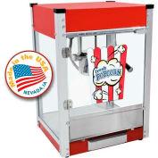 Paragon 1104800 Red Cineplex Popcorn Machine 4 oz Red 120V 1200W