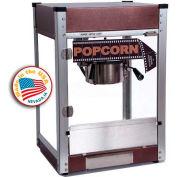 Paragon 1104810 Copper Cineplex Popcorn Machine 4 oz Copper 120V 1200W