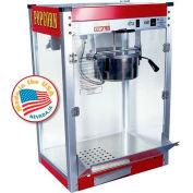 Paragon 1108110 Theater Pop Popcorn Machine 8 oz Red 120V 1420W