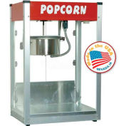 Paragon 1108510 Thrifty Pop Popcorn Machine 8 oz Red 120V 1320W