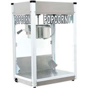 Paragon 1108710 Professional Series Popcorn Machine 8 oz Silver 120V 1420W