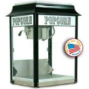 Paragon 1108820 Antique 1911 Popcorn Machine - 8 Oz Black/Chrome Popper, 147 One-Oz Servings Per Hr