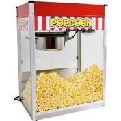 Paragon 1112810 Classic Pop Popcorn Machine 14 oz Red 120V 1900W