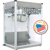 Paragon 1116710 Professional Series Popcorn Machine 16 oz Silver 120V 2790W