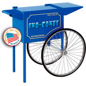 "Paragon 3050010 Medium Cart For Sno-Cone Cart, 38""W x 16""D x 30""H"