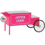 """Paragon 3060010 Cotton Candy Spoke Machine Wheel Cart, 56""""W x 41-1/2""""D x 26""""H"""
