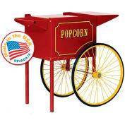 Paragon 3070010 Popcorn Machine Cart 6oz, 8oz Red