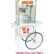 """Paragon 3070450 Kettle Korn Cart, 38W"""" x 22D"""" x 33H"""""""
