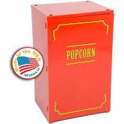 Paragon 3070910 Antique Popcorn Machine Stand 6oz, 8oz Red
