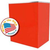 Paragon 3200310 Classic Popcorn Machine Stand 4oz  Red