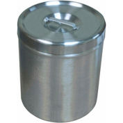 Paragon 598120 - Insert Jar & Lid, Stainless Steel, 3 Qt.