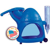 Paragon 6133410 The Cooler Sno-Cone Machine, 500 Lbs Ice Per Hour