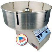 Paragon 7105100 Classic Cotton Candy Machine Floss 5 W/ Metal Bowl, 200 Lbs Servings Per Hour