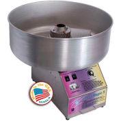 Paragon 7105200 Spin Magic Cotton Candy Machine W/ Metal Bowl, 200 Lbs Servings Per Hour