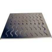 Paragon 8060, Dog Hut Bun Saver Tray, Stainless Steel