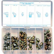 110 Piece Grease Fitting Assortment