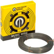 "0.022"" Diameter Music Wire, 1/4 Pound Coil - Min Qty 5"