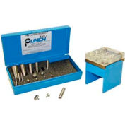 TruPunch® Punch and Die Set with Stand