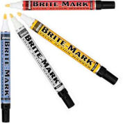 Dykem® 84005 - Brite-Mark® Medium Orange Marker (Pack of 12)