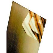 "Laminated Brass Shim 0.032"" Thick, 0.002"" Laminations, 12"" x 24"" Sheet"