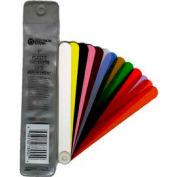 """13 Piece Plastic Thickness Gage Fan Blade Assortment 1/2"""" X 5"""" Blades - Min Qty 2"""