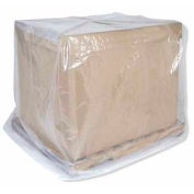 """Industrial Pallet Cover, 50""""X44""""X78"""", 2 Mils, Price Each. Sold 60 Covers Per Roll - Pkg Qty 60"""
