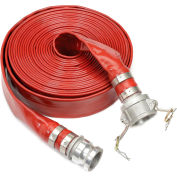 "2"" Industrial Discharge Hose Kit - 50'L, 150 PSI"