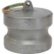 """3"""" Aluminum Camlock Fitting - Dust Plug Thread"""