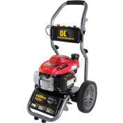 BE Pressure BE2455HVA 2400 PSI 160cc Pressure Washer w/ Honda GCV160 Motor