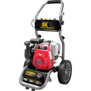 BE Pressure BE316HA Gas Powered Pressure Washer w/ Honda GC190 Motor