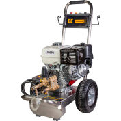 BE Pressure PE-4013HWPSGEN 13HP 4000 PSI Pressure Washer W/ Honda GX Engine & General Pump