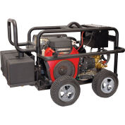 5000 PSI Pressure Washer - 24HP, Honda GX Engine, Comet TW Pump