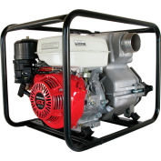 "3"" Trash Pump - 8HP, 286 GPM, Honda GX Engine"