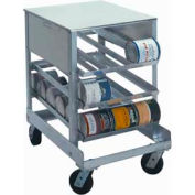 "Prairie View Cr0540, Half Size Can Rack, 25""W x 32""H x 36""D"