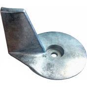 Performance Metals® Mercury Trim Tab Anode 25-50hp (822157T 2)