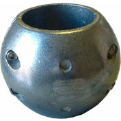 Performance Metals 70 MM Shaft-Streamlined Barrel Anode - CM70A