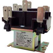 PSG 90341 DPDT General Purpose Relay 50/60 Hz Double Pole Power-Power-Coil 120VAC