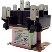 PSG 90342 DPDT General Purpose Relay 50/60 Hz Double Pole Power-Power-Coil 208/240VAC
